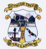 Cyngor Tref Tregaron Community Council logo